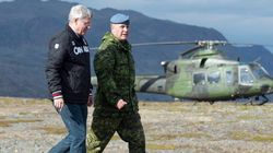 Feds Balked At Cost Of Arctic Naval Base: