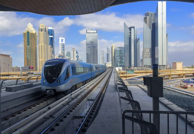 Dubai Wants Driverless Cars To Account For One-Quarter Of All Trips By