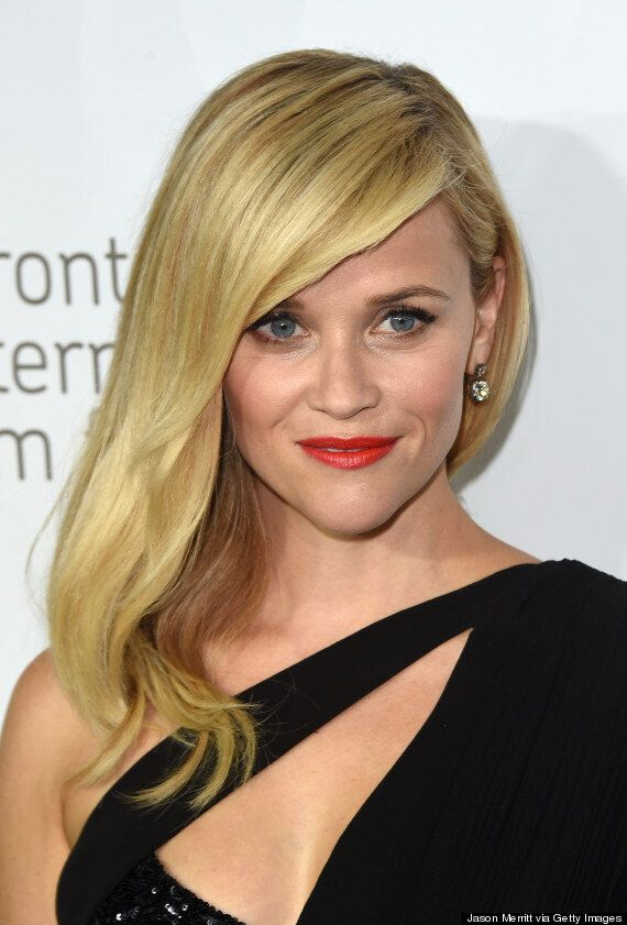 Reese Witherspoon TIFF 2014: Actress Looks Impossibly Hot In Black