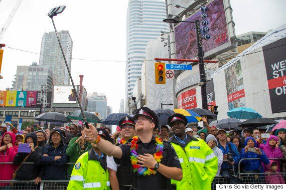 Toronto Pride Grants Should Be Axed After Police Float Ban: City