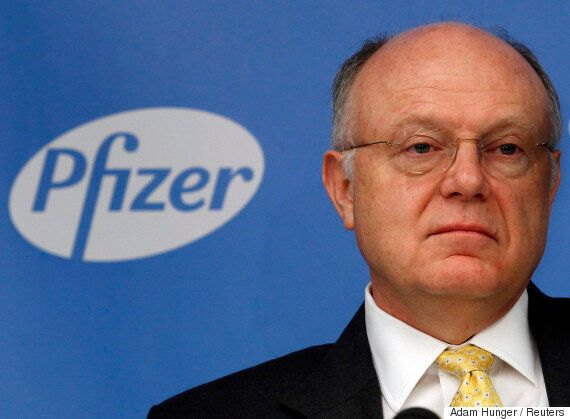 Canada 'Freeloading' Off American Innovation, Pfizer CEO