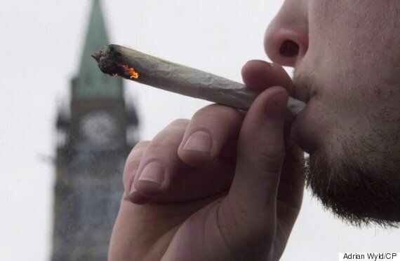 Liberal Plan To Legalize Marijuana Has Some Provinces