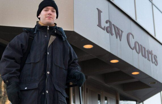 Gabor Lukacs, Halifax Man, Says Airline Complaint Shouldn't Be