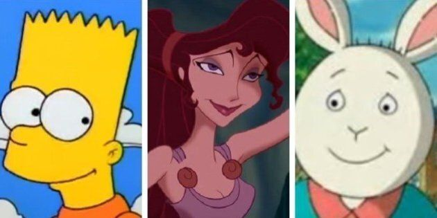 Cartoon Crushes We're Too Embarrassed To