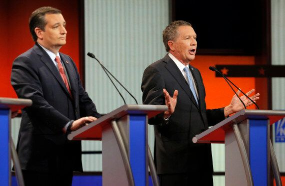 Ted Cruz, John Kasich Join Forces To Stop Donald Trump From