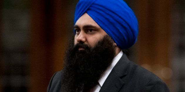Tim Uppal, Multiculturalism Minister, Victim Of Racist