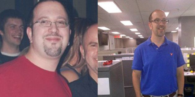 Weight Lost: How This Man Dropped 140
