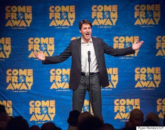 Trudeau To Speak At 'Women In The World Summit' In New York