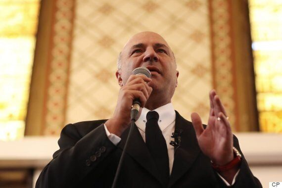 Is Kevin O'Leary Ready For His