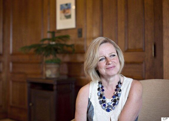 Alberta Premier Rachel Notley Weighs In On Daylight Saving