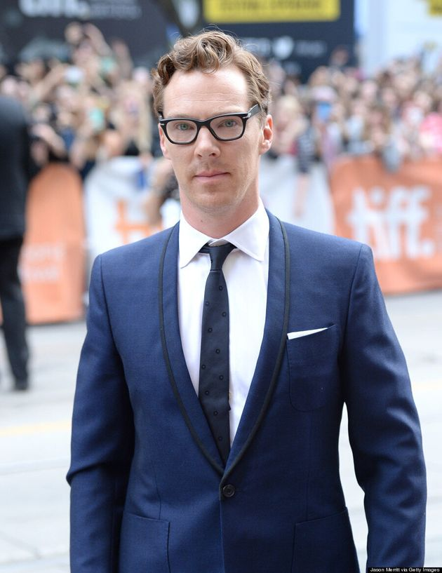 Benedict Cumberbatch At TIFF 2014 Makes The Internet Have A