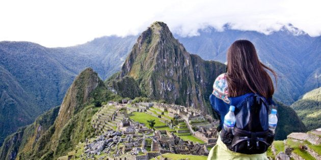 Machu Picchu is among the greatest artistic, architectural and land use achievements anywhere and the...