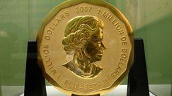 100-Kilogram Canadian Coin Stolen From Berlin