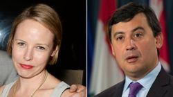 Globe Columnist: I Tried To Breastfeed Michael Chong's Baby. Twitter