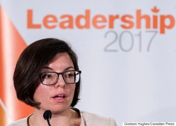 NDP Leadership Candidates Slam Liberals On Pot, Youth