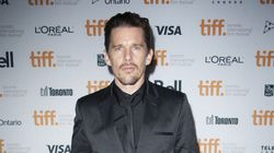 Ethan Hawke Is The Man In