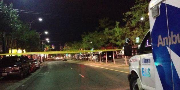 Spadina Shut Down Over Reports Of Alleged Gunman