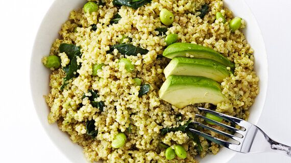 5 Healthy Protein-Packed Quinoa
