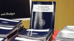 Trump's Budget Blueprint Offers A Glimpse Of His Dark