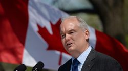 Former Veterans Affairs Minister Running For Tory