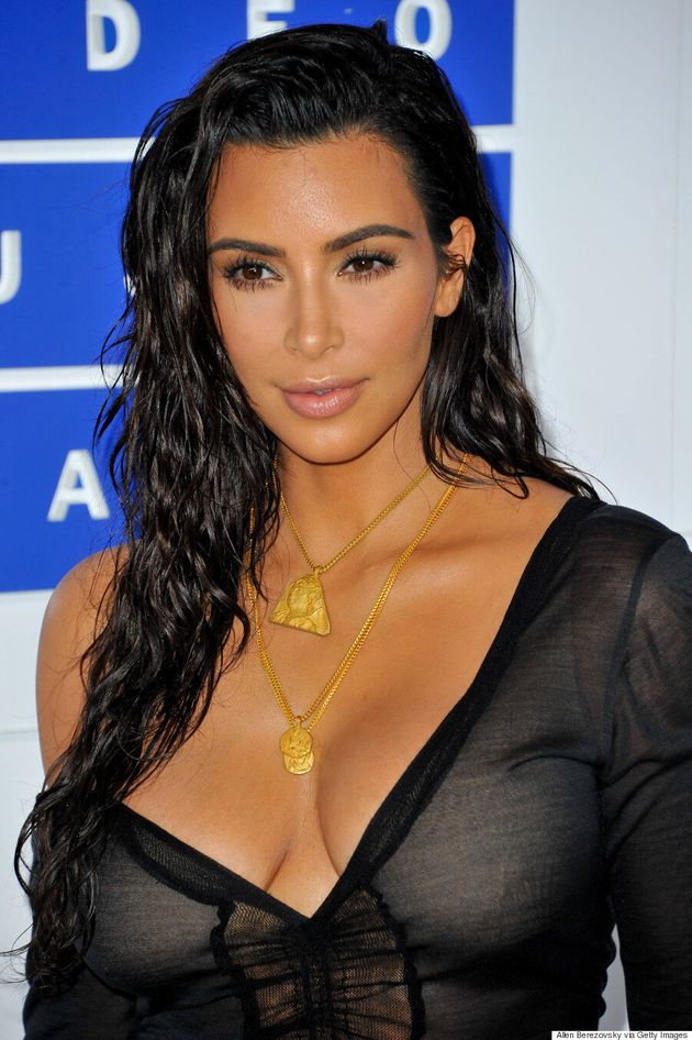 Kim Kardashian Quietly Returns To Social Media By Unfollowing People On