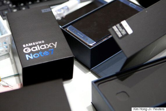 Samsung Galaxy Note 7 Recall To Cost At Least $6.9