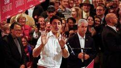 Trudeau Brings Out Huge Crowds In Tory