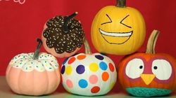 4 Creative No-Carve Pumpkin Ideas For
