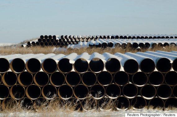 TransCanada's Keystone XL Pipeline Gets Trump's