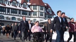 Liberal Cabinet Retreat Cost Taxpayers