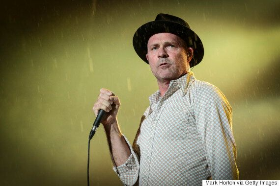 Gord Downie Discusses Brain Cancer Fight, Memory Loss On CBC's The