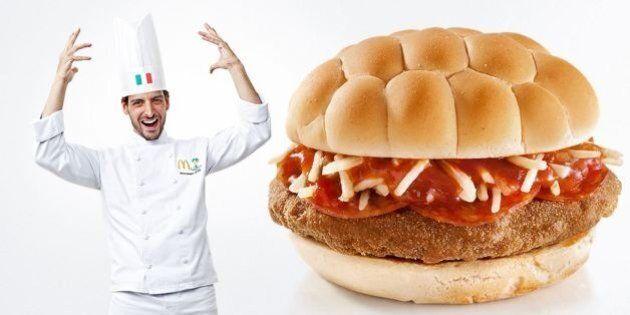 McDonald's World Cup Burgers Look Amazing