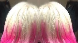 Not Sure If Pink Hair's For You? Watch
