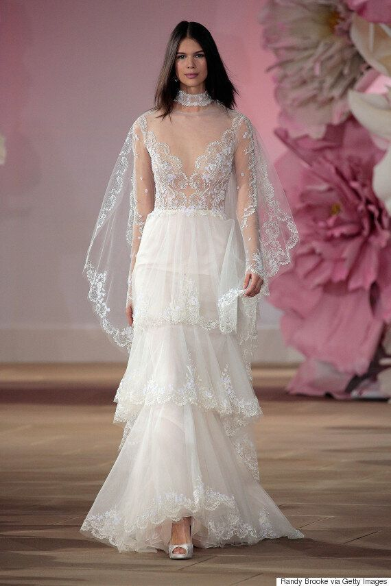 Wedding Dress Trends 2017: The Hottest Bridal Styles Of The