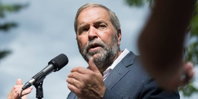 Canada Election 2015: Women's Issues Debate Cancelled After Mulcair