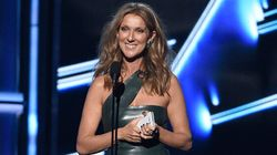 Celine Dion Returns To The Stage With Dying Husband's