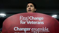 Liberals Vow $300M For Veterans, Say Little About How They'll Pay For