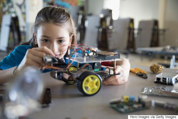 Federal Funding For STEM Empowers A New Generation Of