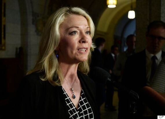 Michelle Rempel: Trudeau 'Lost His S**t' After Candice Bergen Questioned