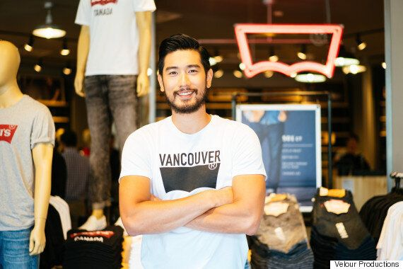 Godfrey Gao Slips Into Vancouver Area To Shoot Canadian Tourism