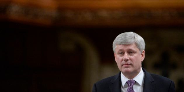 Harper's Control of Communication Is Breaking