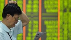 China's Stock Market Crash Just Keeps Getting
