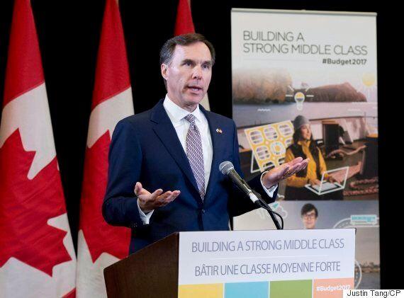 Federal Budget 2017: Liberals Dedicate Billions For Affordable