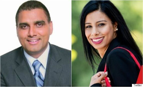 Ruby Sahota, Liberal Candidate, Incensed At Tory Parm Gill's Name
