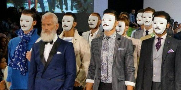 Toronto Men's Fashion Week 2015: Highlights From Day 3 Of The