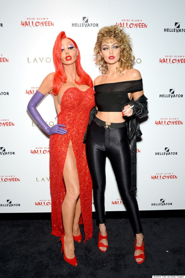 The 20 Best Celebrity Halloween Costumes Of