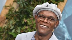 Samuel L. Jackson's Lookalike Daughter Is Why He's Alive
