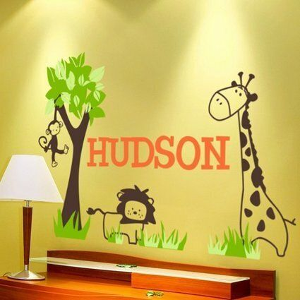 Baby Name Decor 15 Ways To Personalize Your Baby S Nursery Huffpost Canada Parents