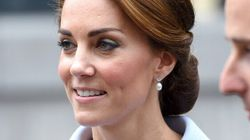 Looks Like Kate Middleton Is Bringing Back An Old Hair