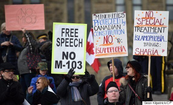 M-103: Tories Force Recorded Vote On Anti-Islamophobia